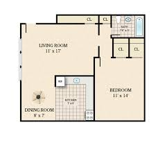 700 sq ft floor plans kennedy gardens apartments for rent in lodi nj