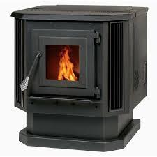 englander 2 200 sq ft pellet stove with black louvers 25 pdvh