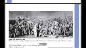 chapter 1 part 1 class ix french revolution youtube