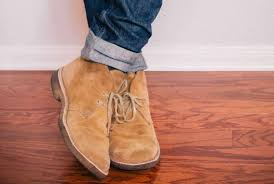 how to wear dress boots the idle man