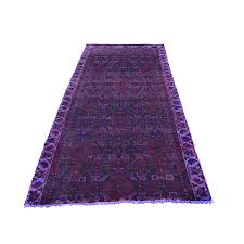 Purple Runner Rugs Shahbanu Carpets And Rugs In The Usa