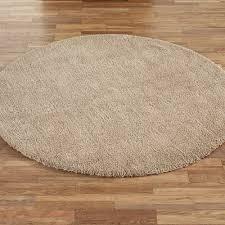 Buy Round Rug by Floor Smooth Shag Area Rugs For Nice Interior Floor Decor Ideas