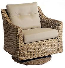 Rocking Chair With Cushions North Cape Cambria Swivel Rocking Chair With Cushion Patio