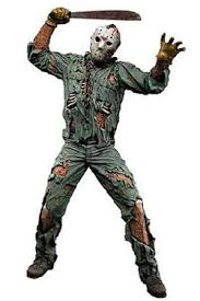 Friday 13th Halloween Costumes Jason Voorhees Friday 13th 7 Figures