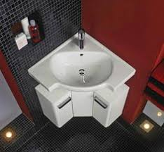 Modern Bathroom Sinks Corner Bathroom Sinks Creating Space Saving Modern Bathroom Design