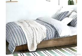 Jersey Cotton Duvet Set Grey Jersey Knit Duvet Cover Grey Marl Jersey Duvet Cover Grey