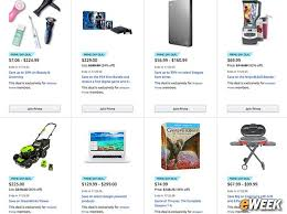 2017 amazon black friday lightning deals amazon prime day brings black friday deals to mid july
