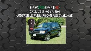 jeep cherokee green 2000 how to replace jeep cherokee key fob battery 1999 2000 2001 youtube