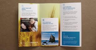 free tri fold business brochure templates free template for brochure tri fold agentia tri fold brochure
