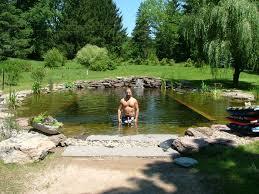 Backyard Swimming Ponds - natural swimming ponds u2013 california water gardens