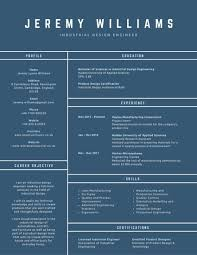 Best Font For Engineering Resume by Conventional Industrial Design Engineer Resume Templates By Canva