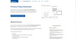 Privacy Policy The 12 Best Privacy Policy Generators For Your Website