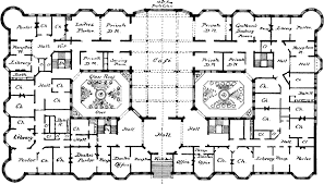 Architectural Floor Plan by Ancient Japanese Architecture Floor Plans