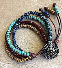 beading leather bracelet images U bead it kits bracelet picasso leather jpg