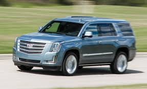 cadillac escalade 2017 2016 cadillac escalade platinum test u2013 review u2013 car and driver