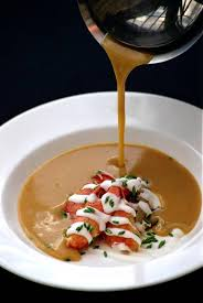 Lobster Bisque Recipe Orlando Restaurant Recipes Manuel U0027s On The 28th Golden Lobster