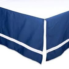 buy navy crib bedding from bed bath u0026 beyond
