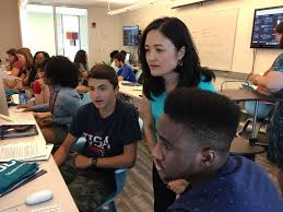high school health class online health news website offers summer high school journalism workshops