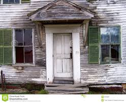 front view of door and windows royalty free stock images image