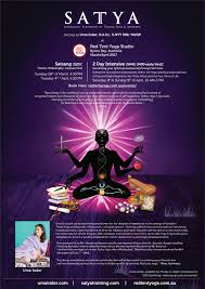 s a t y a synergistic alignment of tantra yoga ayurveda