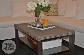 Ikea Coffee Table Lack Ikea Lack Coffee Table The Fab And Frugal Miami Dc Fashion