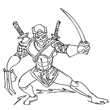ninja coloring pages ninja coloring pages alric coloring pages