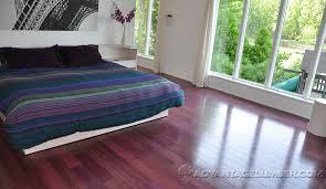purpleheart hardwood flooring wood floors