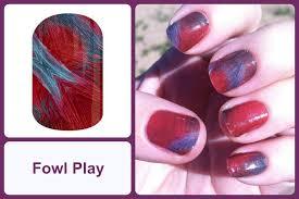 fowl play jamberry nail wrap fowlplayjn animal instinct
