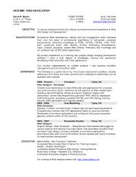 Most Updated Resume Format Resume Examples For Company