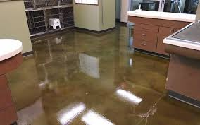 shades of color concrete floor finishes for commercial buildings