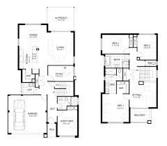 Floor Plans Perth by Floor Plan Of Double Storey House Escortsea