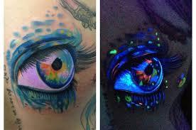 glow in the dark tattoo how long does it last 16 glow in the dark tattoos that light up the night
