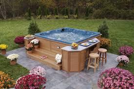 Deck Ideas For Backyard Hot Tub Decor 7 Sizzling Hot Tub Designs Hgtv Best 25 Hot Tub