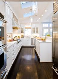 kitchen island galley kitchen lighting ideas and remodels narrow