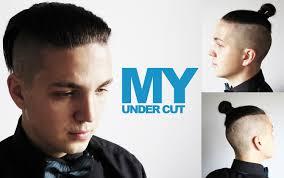 under cut head shave men u0027s hair styles youtube