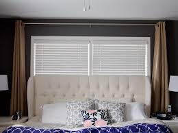 Hanging Curtains High How To Fix Poorly Hung Curtains The Organized Mama