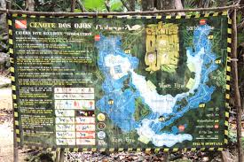 Map Of Tulum Mexico by Cenote Dos Ojos Tulum Mexico Busybeetraveler