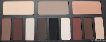 kat von d shade light eye contour palette kat von d shade light eye contour palette swatched on pale skin