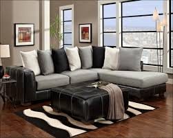Black Leather Reclining Sectional Sofa Furniture Marvelous Black Leather Reclining Sectional Sectional