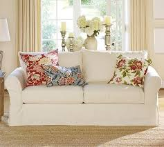 Slipcovered Sleeper Sofa Creative Of Pottery Barn Sleeper Sofa Reviews Pottery Barn Sleeper