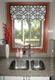 imposing decoration black and white kitchen curtains redoubtable