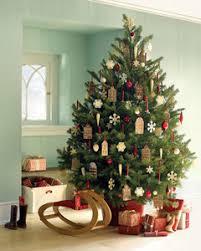 Decorate Christmas Tree Martha Stewart by Shaped Gingerbread Cookies Martha Stewart
