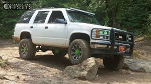 Fierce Attitude Off Road Tires 1996 Gmc Yukon American Eagle 50 Rough Country Suspension Lift 4in