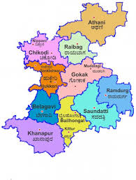 map belgum home official website of district court of india
