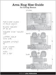 How Big Should Area Rug Be Area Rug Guide Living Interior Design Home Living Room Sketch