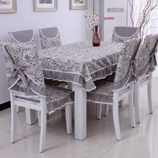 table chair covers gorgeous dining table cover on cotton fabric dining table cloth