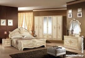 chambre à coucher italienne lits occasion à aubervilliers 93 annonces achat et vente de