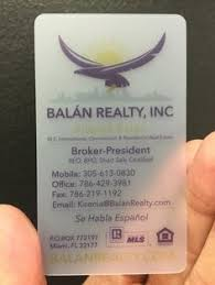 Business Cards Boca Raton Check Out These Business Cards For A Local Cleaning Service