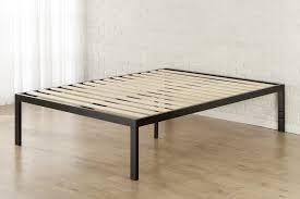 Wood Platform Bed Frame Bed Frames Wood Platform With Headboard Oak Frame Single Bunk