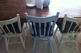 Shabby Chic Furnishings by How To Shabby Chic A Dining Table Chair